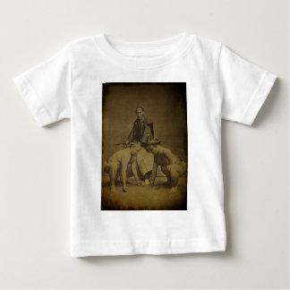 日本のな相撲のレスリング選手1867年 ベビーTシャツ