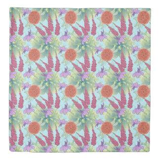 日本のな花園の羽毛布団カバー 掛け布団カバー
