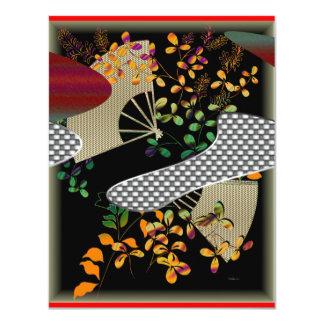 日本のな花園 カード