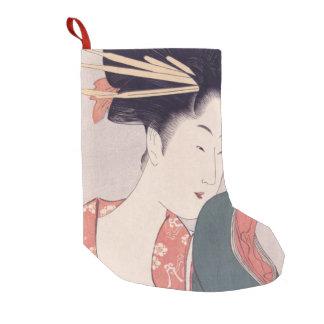 日本のな芸者 スモールクリスマスストッキング
