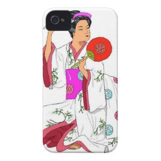 日本のな芸者 Case-Mate iPhone 4 ケース