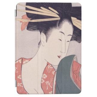 日本のな芸者 iPad AIR カバー