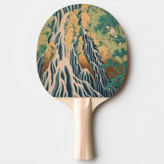 日本のな芸術のカスタムの卓球ラケット 卓球ラケット