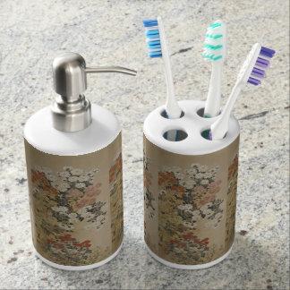 日本のな芸術の浴室セット バスセット