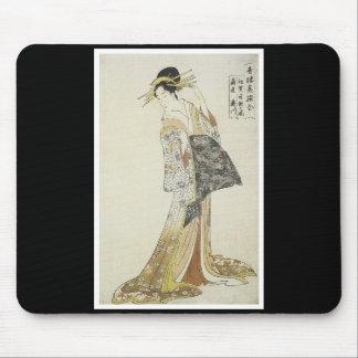 日本のな芸術のmousepad マウスパッド
