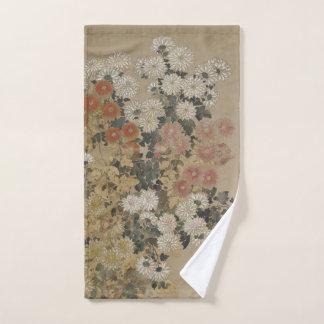 日本のな芸術手タオル ハンドタオル