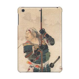 日本のな芸術-完全な戦いの装甲を持つ武士 iPad MINI RETINAケース