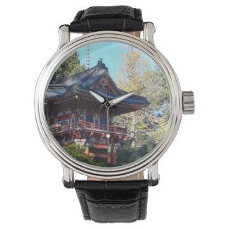 日本のな茶庭サンフランシスコ 腕時計