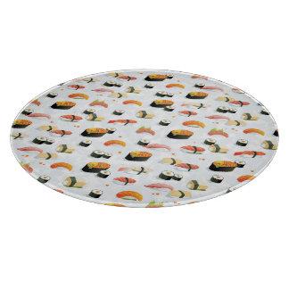 日本のな食糧: 寿司パターン カッティングボード