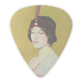 日本のなFan 1914年 アセタール ギターピック
