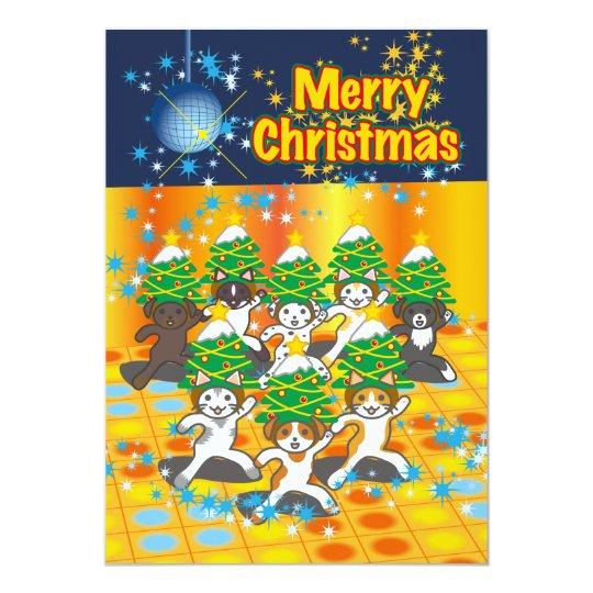 日本のクリスマス - Japanese Christmas カード