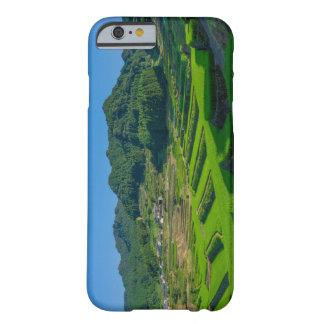 日本の水田分野 BARELY THERE iPhone 6 ケース