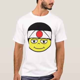 日本は直面します Tシャツ