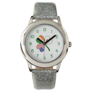 日本シャムロック 腕時計
