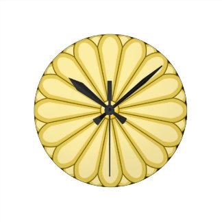 日本シール ラウンド壁時計