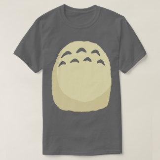 日本マンガの日本製アニメのおなかのTシャツ Tシャツ