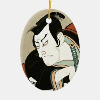 日本人のGosei涼しい東洋のKoshiroの入れ墨 セラミックオーナメント