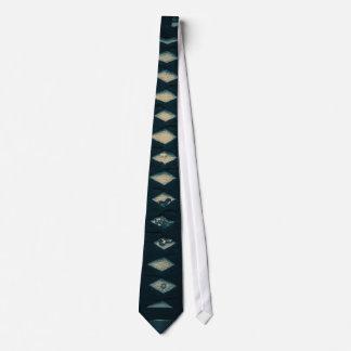 日本人のKatanaのハンドルのタイ オリジナルネクタイ