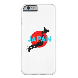 日本国のシルエット BARELY THERE iPhone 6 ケース