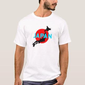 日本国のシルエット Tシャツ