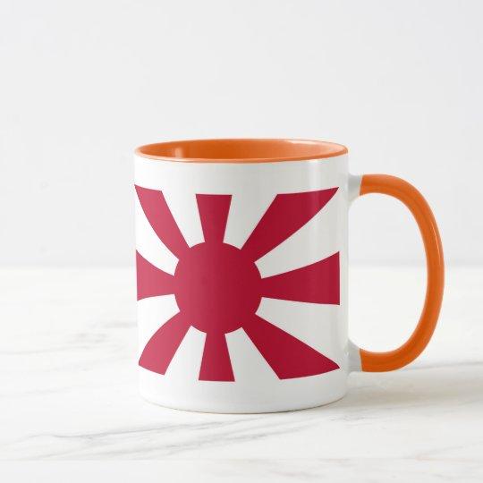 日本帝国海軍大将旗 マグカップ
