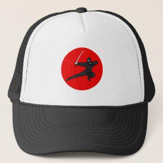 日本忍者の戦士 キャップ