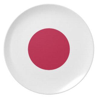 日本旗 プレート