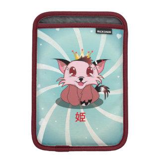 日本製アニメの子猫- HimeのiPad Miniスリーブ iPad Miniスリーブ