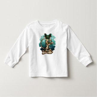 日本製アニメのCatgirlの芸術 トドラーTシャツ
