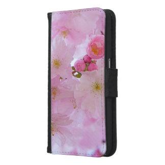 日本語桜 GALAXY S6 ウォレットケース