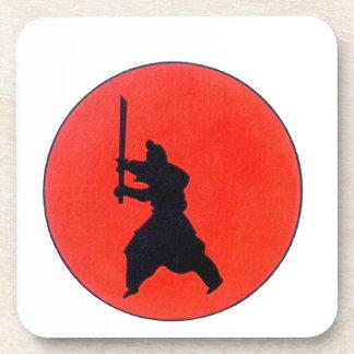 日本語Bushido コースター