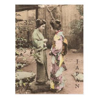日本 ポストカード
