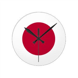 日本 ラウンド壁時計