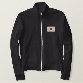 日本 刺繍入りジャケット