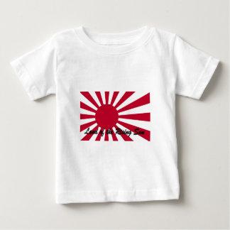 日本-朝日の土地 ベビーTシャツ