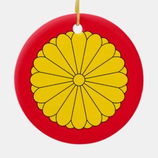 日本-頂上のクリスマスのオーナメント セラミックオーナメント