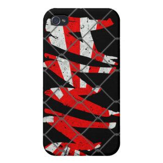 日本MMA 4G iPhoneの場合 iPhone 4 Case