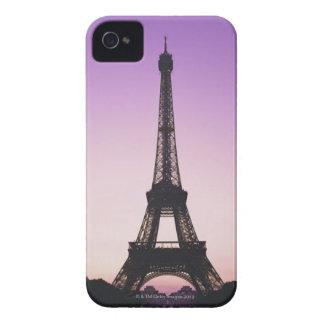 日没のエッフェル塔 Case-Mate iPhone 4 ケース
