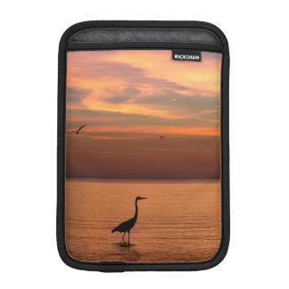 日没のオーシャンビュー iPad MINIスリーブ