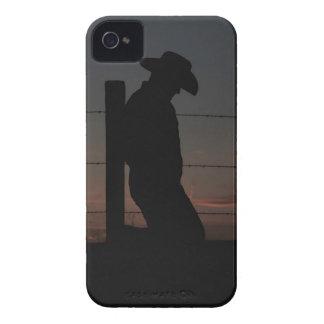 日没のカウボーイ Case-Mate iPhone 4 ケース