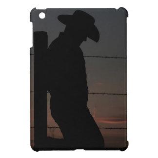日没のカウボーイ iPad MINIカバー