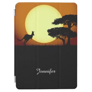 日没のカンガルー iPad AIR カバー