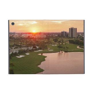 日没のカントリークラブ、Aventura、フロリダ iPad Mini ケース