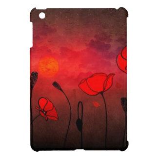 日没のケシ iPad MINI カバー