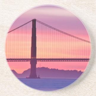 日没のゴールデンゲートブリッジ コースター