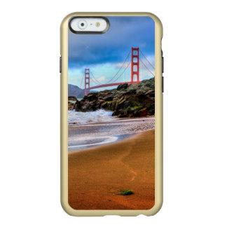 日没のゴールデンゲートブリッジ INCIPIO FEATHER SHINE iPhone 6ケース