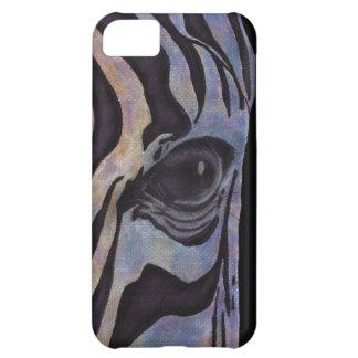 日没のシマウマのiPhone 5cケース(ロリ地方Corbett) iPhone5Cケース