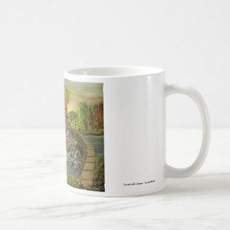 日没のダニエルの製造所 コーヒーマグカップ