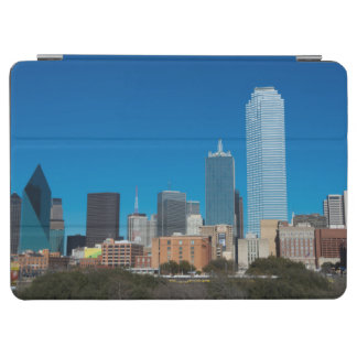 日没のダラステキサス州のスカイライン iPad AIR カバー