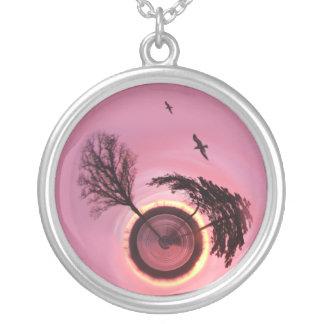 日没のネックレスの惑星 オリジナルネックレス